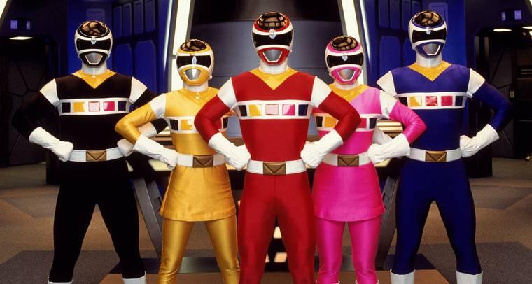 Ver Power Rangers En el Espacio Capitulo 2 Latino