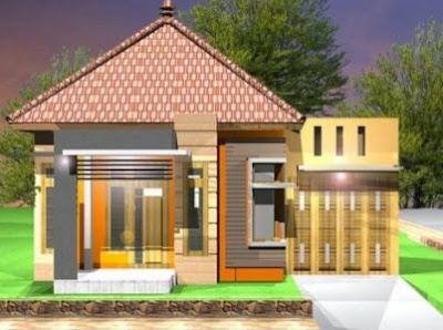 model baru atap rumah type 36