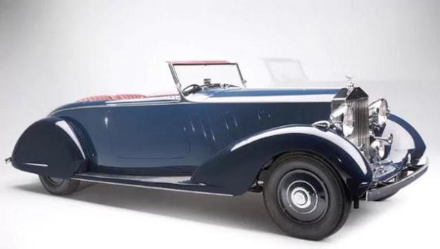 Rolls-Royce Phantom III 1936
