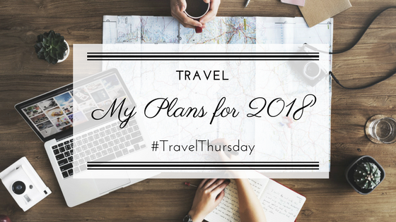 TravelThursday | My travel plans for 2018. Portugal, Italy, Brazil, Denmark, USA. Porty's Diary