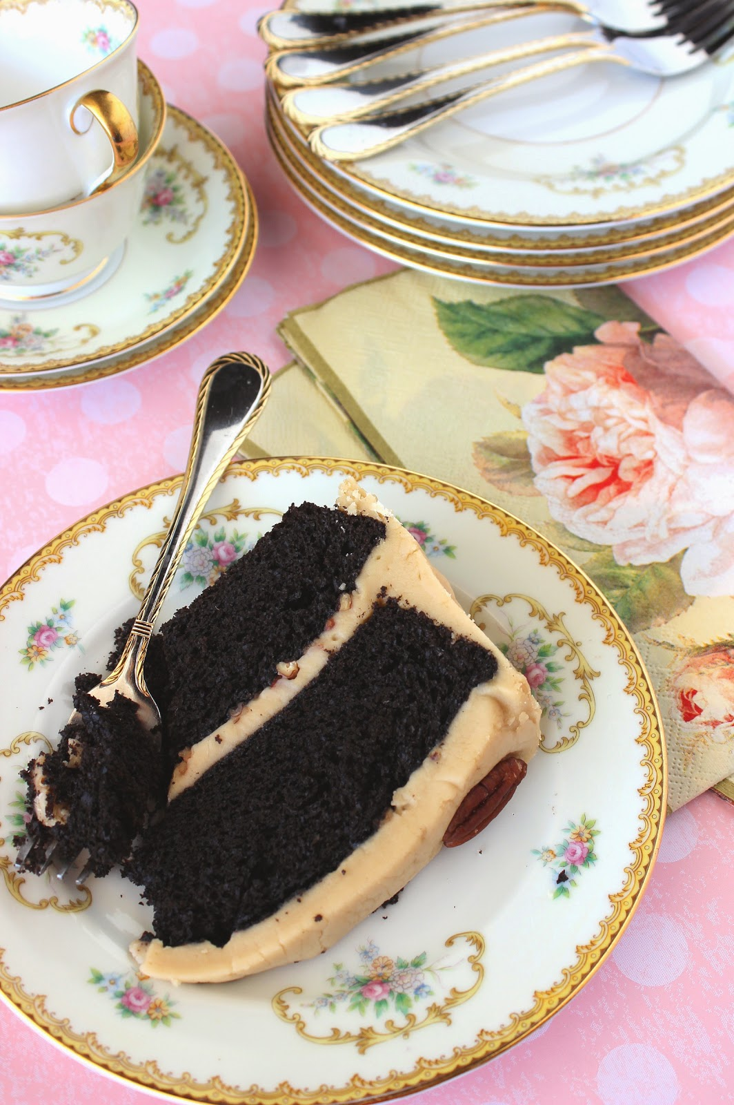 Layer Cake Frosting