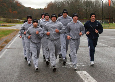 Increasing Muscular Endurance For Police Training