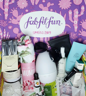 Review: FabFitFun Spring 2019 Box