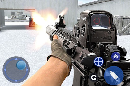 Counter Terrorist Sniper Shoot v1.1 (Mod Apk Money)