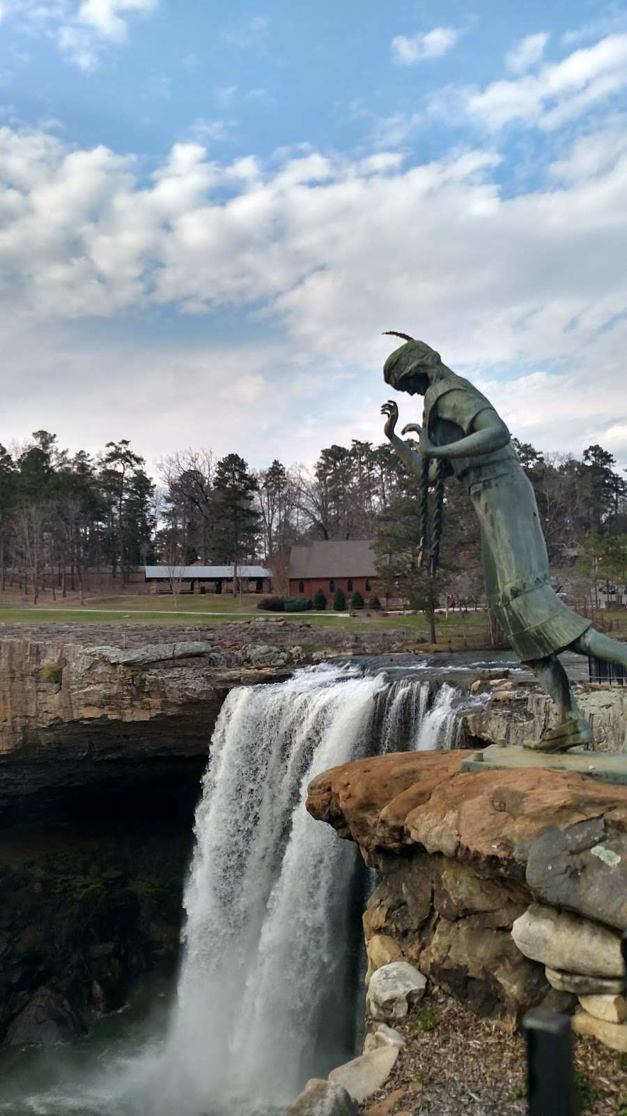 Exploring NewLands: Noccalula Falls Campground - Gadsden, AL
