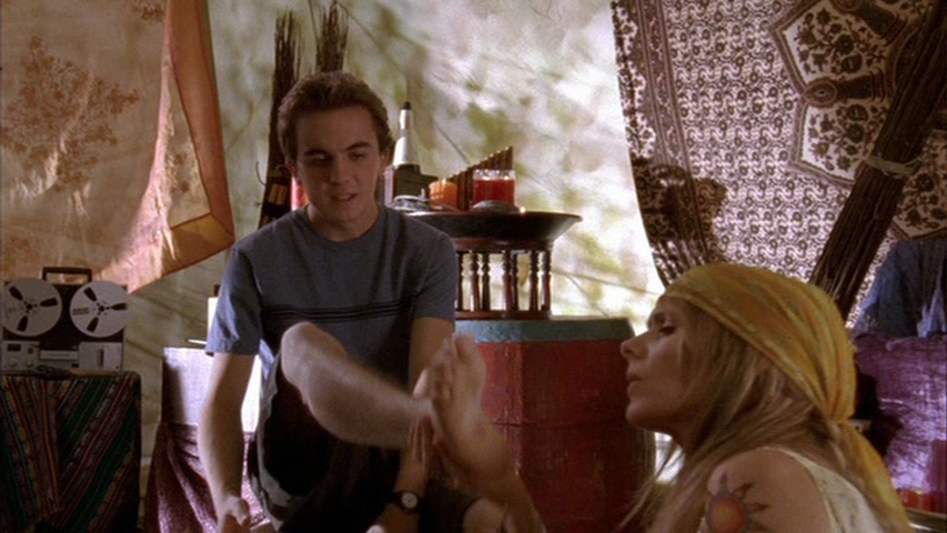 The Stars Come Out To Play: Frankie Muniz & Justin ...