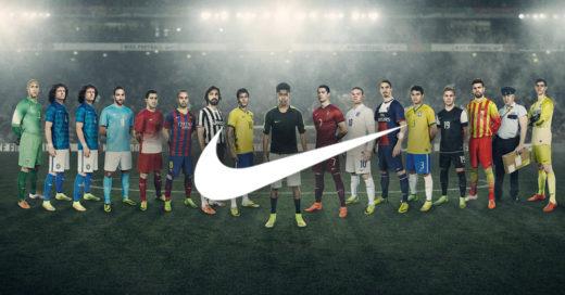 Los 10 mejores videos que ha hecho Nike para el futbol