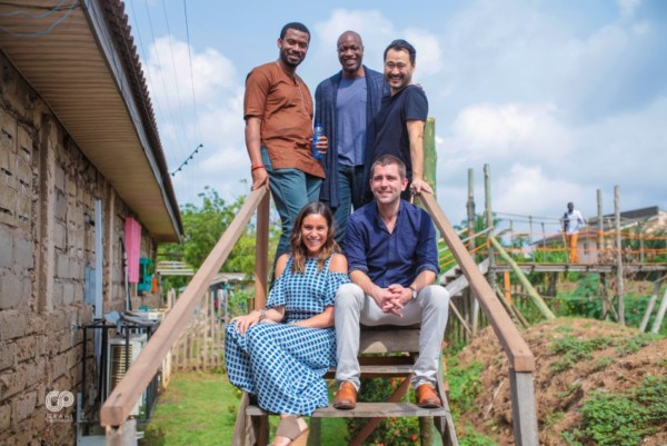 Facebook Visits Ghana's Top Tech & Creative Entrepreneurs