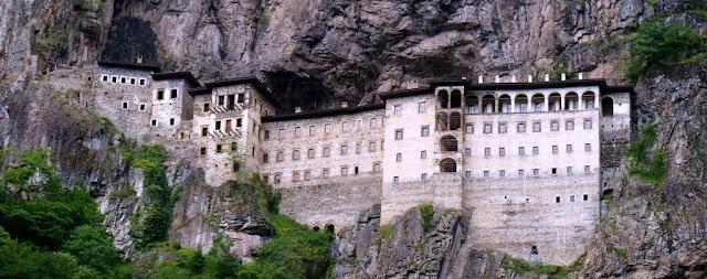 Κλειστό για τα επόμενα τρία χρόνια το μοναστήρι της Παναγίας Σουμελά στον Πόντο;