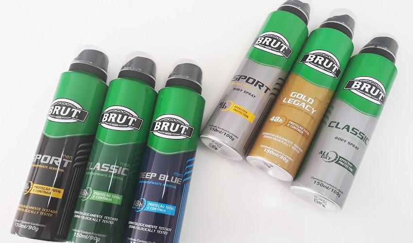 Desodorante Brut com menor preço!