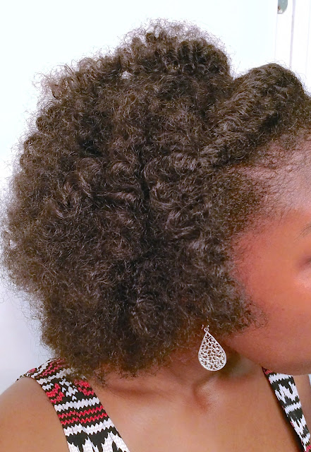 Bantu knot out on natural hair - ClassyCurlies
