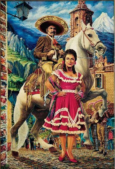 Princesa mexicana en vivo - 1 part 2