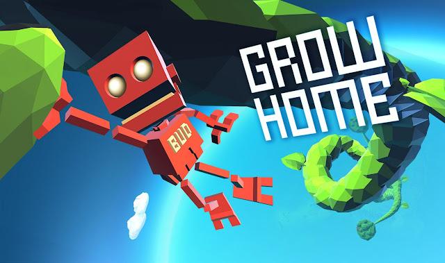 [ Jogo ] Grow Home + Crack [ PC ] Torrent 2016 , trono dos torrents, jogos para pc bom