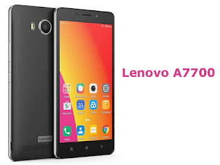Cara Flash Lenovo A7700 Terbaru via SP Flashtool