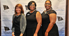 Members of the National Coalition of 100 Black Women