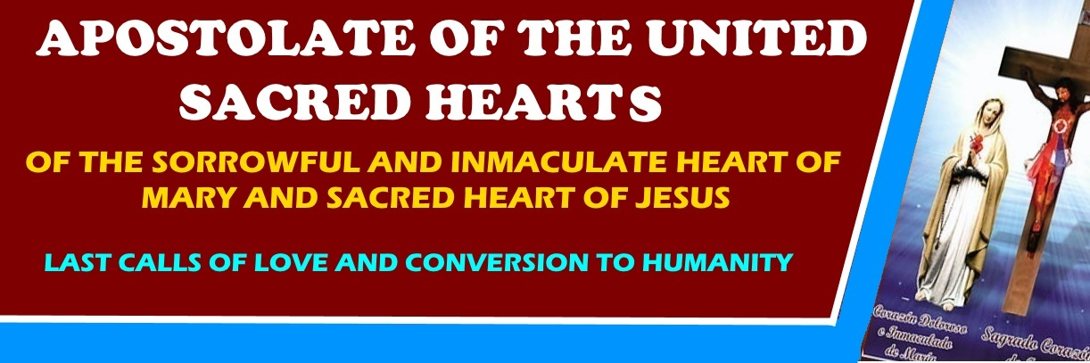 APOSTOLATE OF THE UNITED SACRED HEARTS