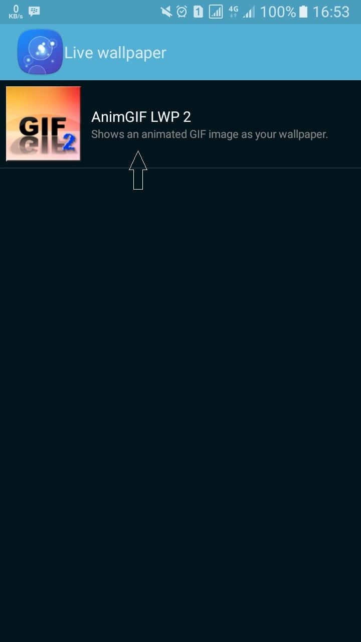 Cara Mengubah Gambar Gif Menjadi Wallpaper Di Android Gatra Share