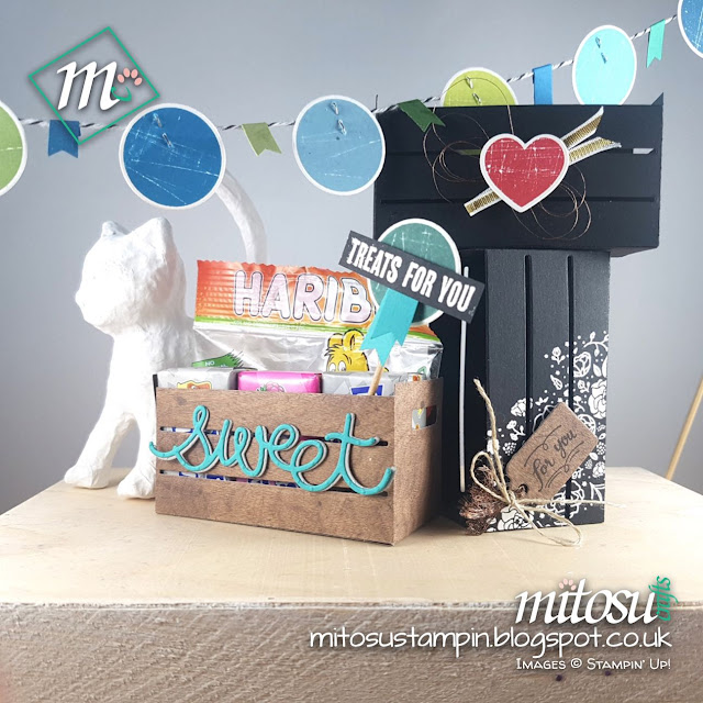 Stampin Up Wood Words Crate Bundle Mitosu Crafts Order Stampinup UK Online Shop 1