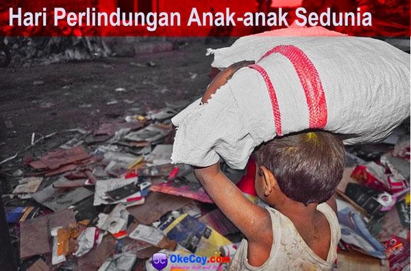 hari perlindungan anak sedunia internasional indonesia nasional dunia