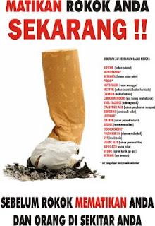 Bahaya-Rokok-dan-Matikan-Rokok-Anda