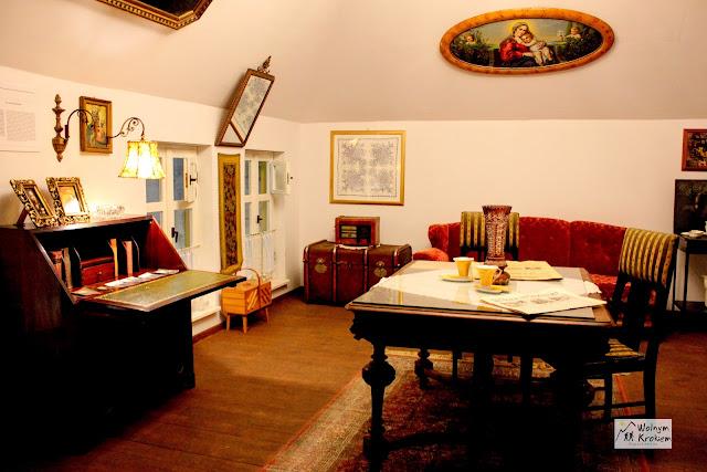 Stare mieszkanie lat 50' historia