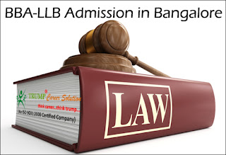 Management Quota Direct Admission for BBA LLB in Top College