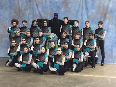 UHS Indoor Percussion Picture