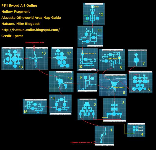 Hatsunu Mike: Sword Art Online Hollow Fragment : Alevaste