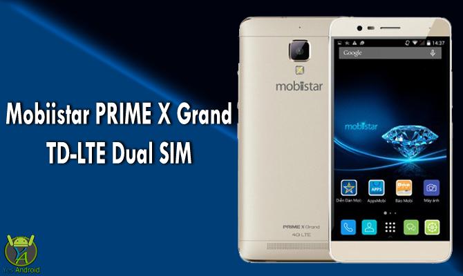Mobiistar PRIME X Grand TD-LTE Dual SIM Full Specs Datasheet