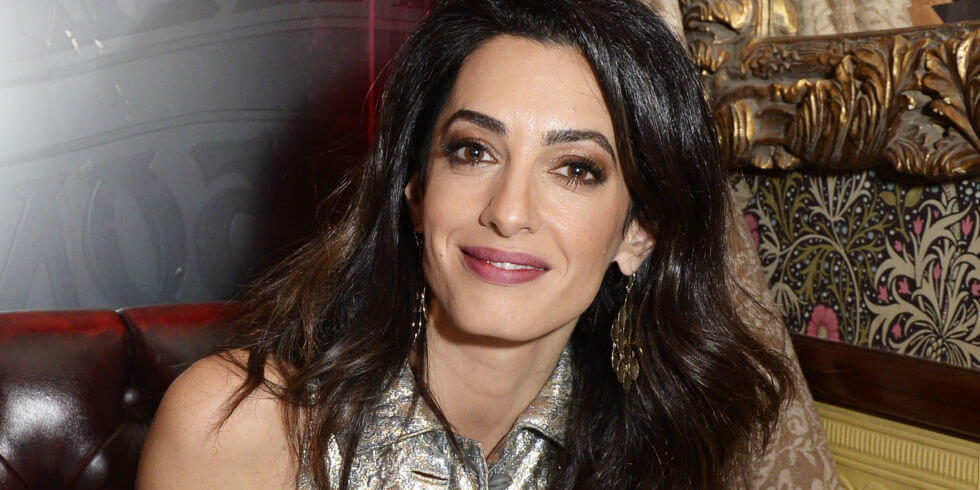 Amal Clooney Biography, Age, Weight, Height, Friend, Like ...