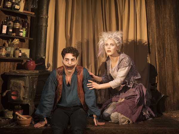 The Grinning Man, Trafalgar Studios | Review