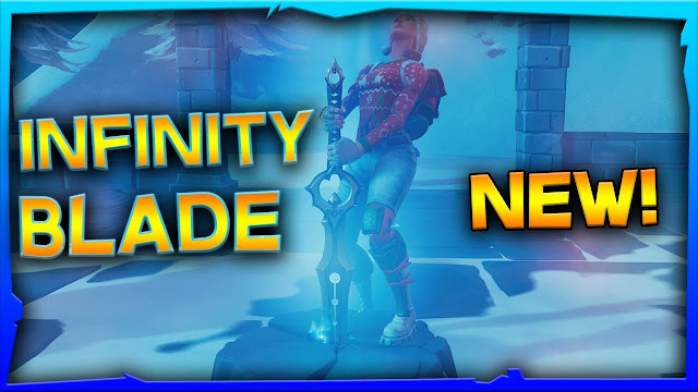 epic games, Fortnite, Video game, Infinity, Infinity code will not be available, games, video games news, games news, infinity blade vaulted, fortnite infinity blade,
