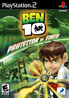 Download Game Ben 10: Protector Of Earth Iso High Compressed Psp Android