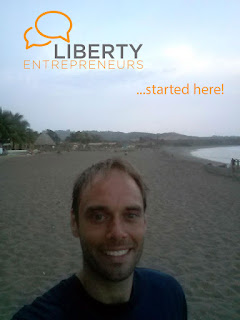 History of the Liberty Entrepreneurs Podcast