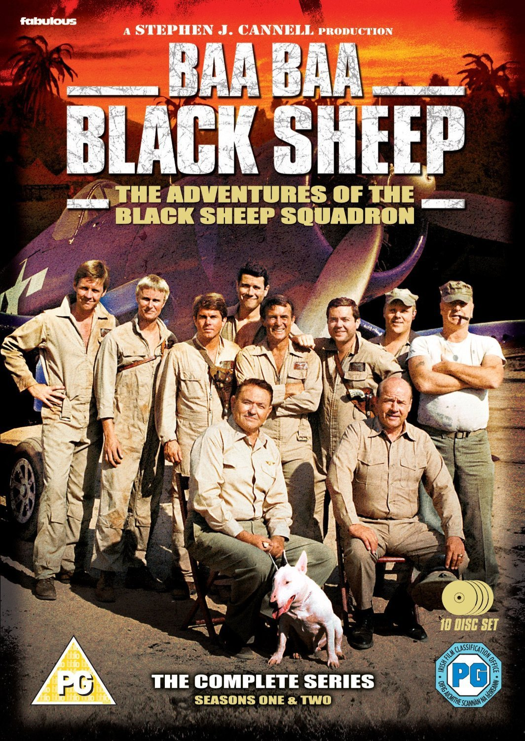 Nude pictures of black sheep squadron fucking