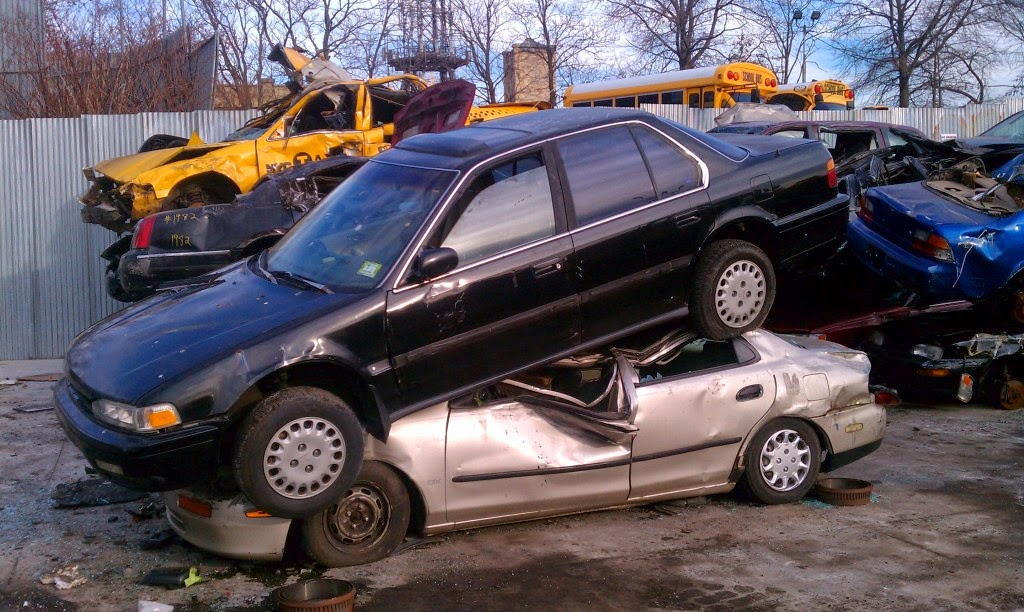 Buy Junk Cars In The Bronx