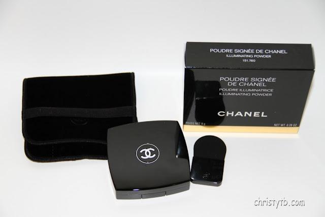 Chanel Poudre Signée de Chanel illuminating powder - Printemps Précieux de Chanel Spring 2013 Collection