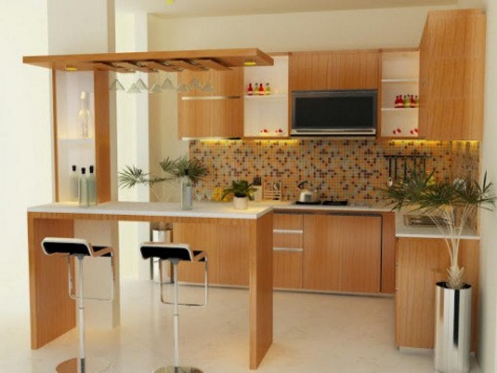 kitchen set dan mini bar 4