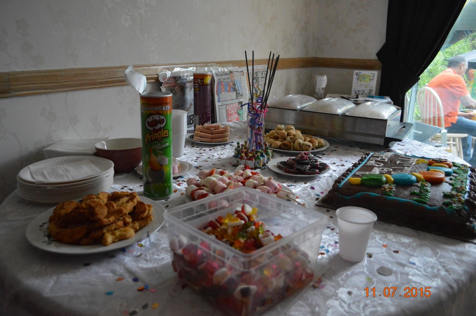 18th Birthday Party