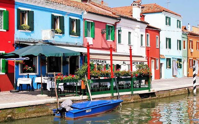 Al Gatto Nero in Burano - Venice