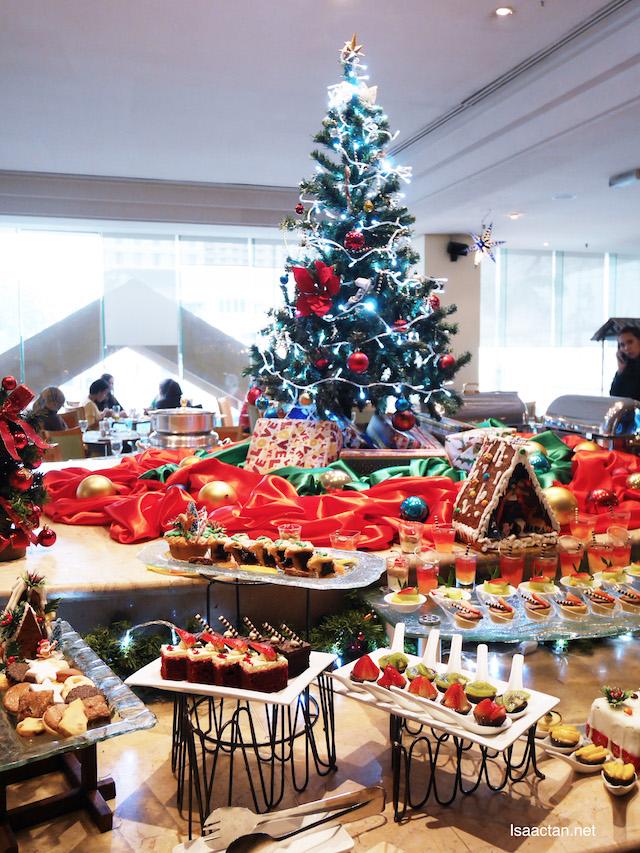 Christmas Joy @ Sunflowers Brasserie, Royale Bintang Kuala Lumpur
