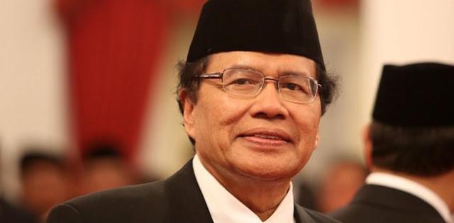 Rizal Ramli: Ada Yang Ngotot Jadi Wapres Tiga Kali