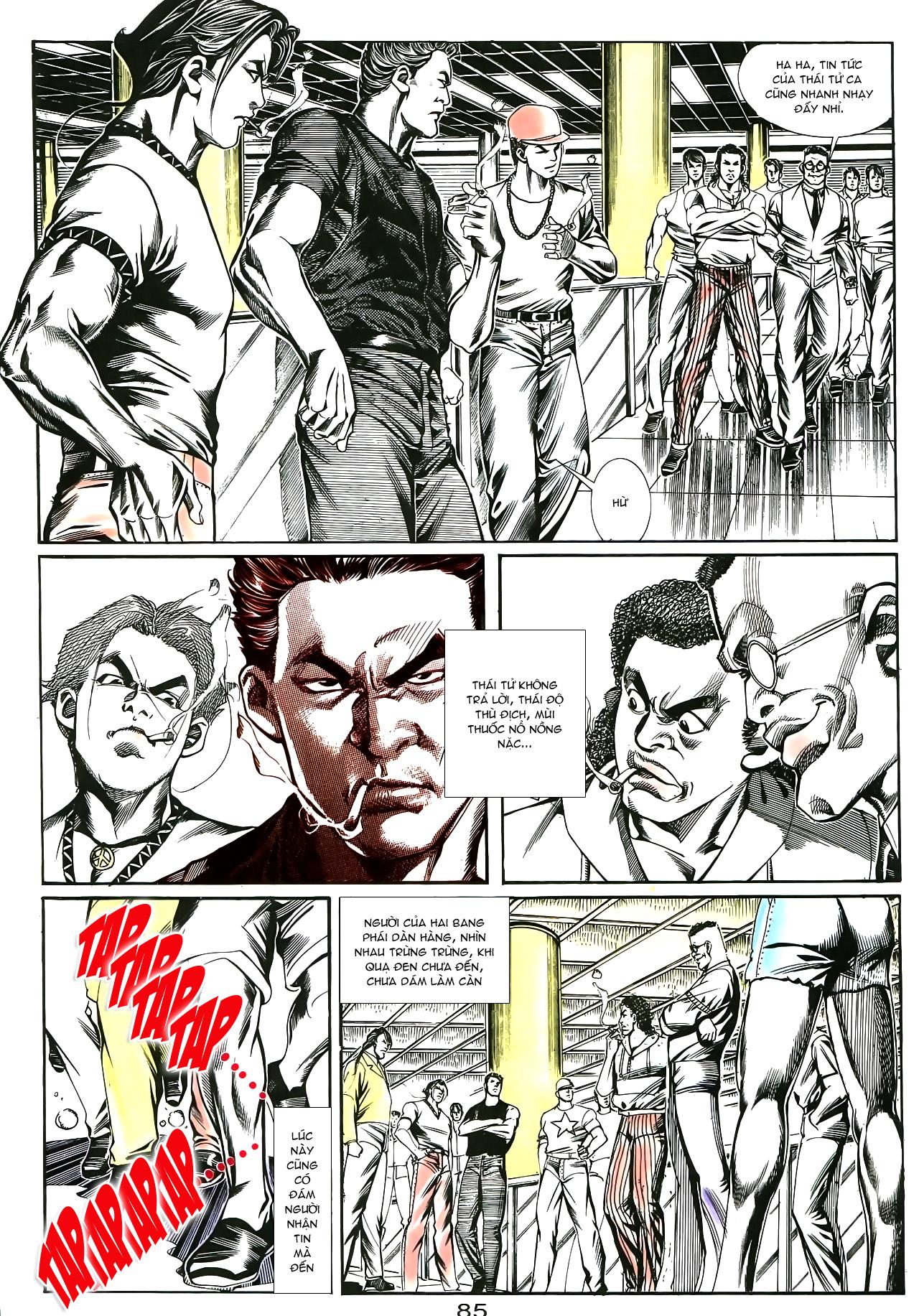 Người Trong Giang Hồ chapter 176: lật thua thành thắng trang 22