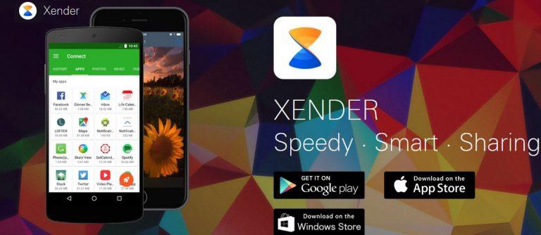 xender apk old version download