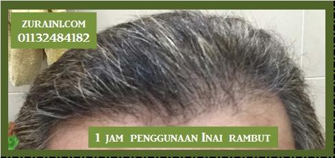 INAI RAMBUT HALAL DI MALAYSIA