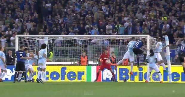 Lazio Inter 2-3 highlights