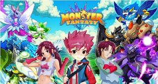 Game Monster Fantasy MOD APK v1.0.1 New Version