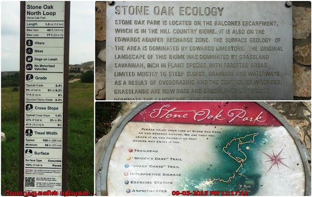 Stone Oak Park San Antonio