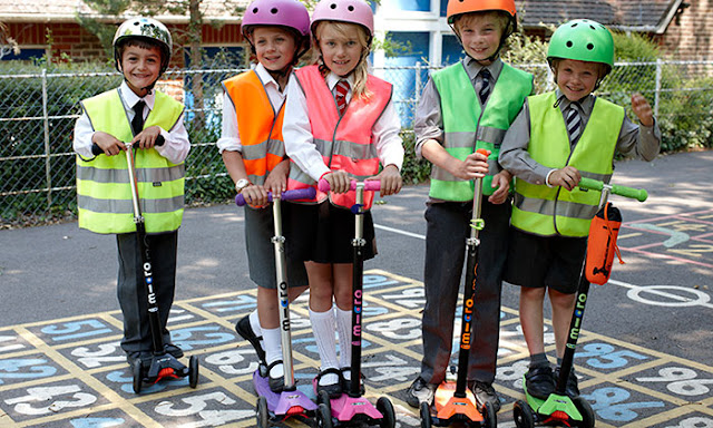 What S The Best Scooter For A 5 12 Year Old Micro Scooters Australia