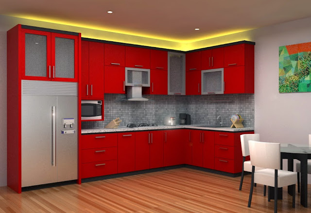 5 Small Kitchen Design Ideas - Decorating Tiny Kitchens